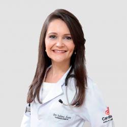 Drª. Juliana Reis - Cardiologista / Ecocardiografia   CRM: 21784